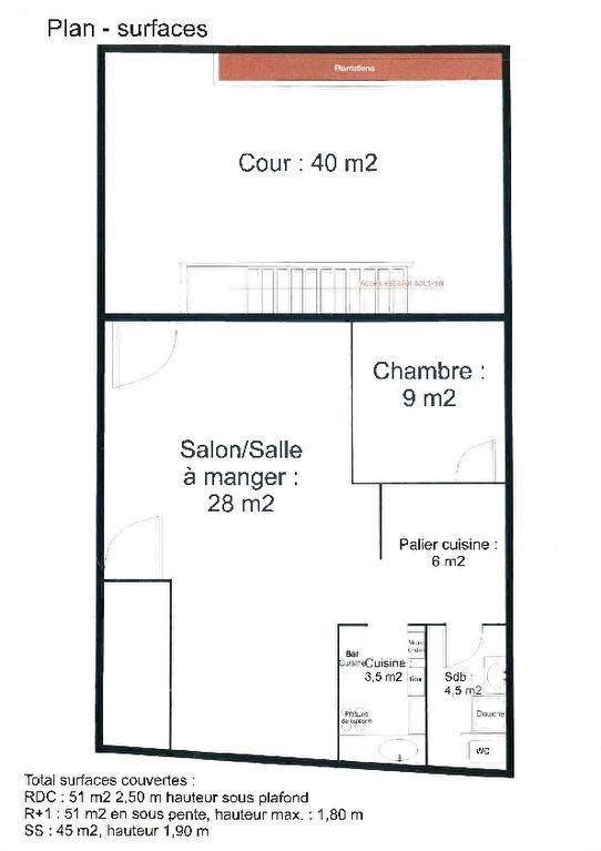 Revenda casa Boulogne billancourt 645000€ - Fotografia 4