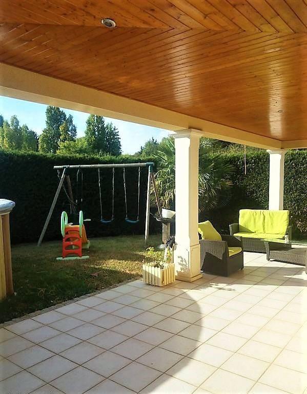 Vente maison / villa Tignieu-jameyzieu 369000€ - Photo 1