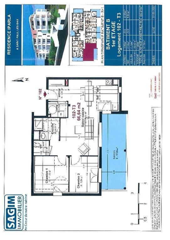 Vente appartement Saint paul les dax 170500€ - Photo 2