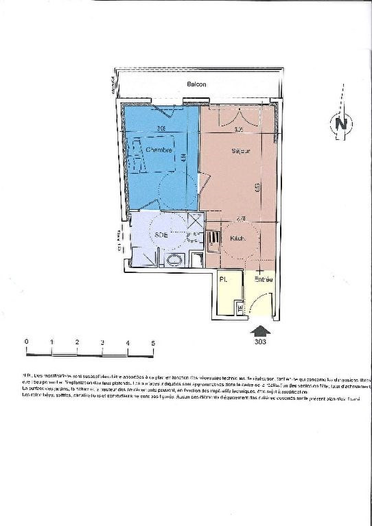 Produit d'investissement appartement Nice 230000€ - Photo 1
