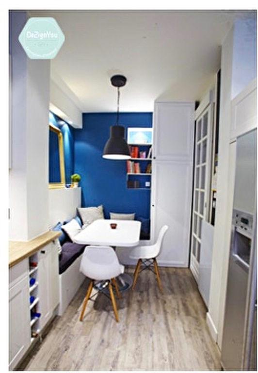 Location appartement Paris 17ème 3500€ CC - Photo 4