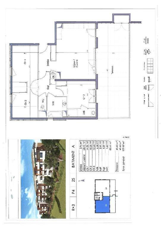 Vente appartement Nimes 300000€ - Photo 2