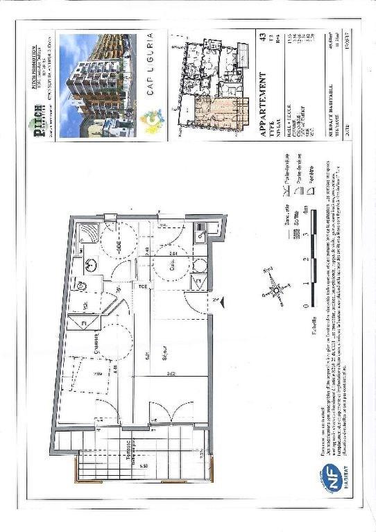 Vente appartement Carnoles 340000€ - Photo 1
