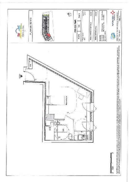 Produit d'investissement appartement Nice 199200€ - Photo 5