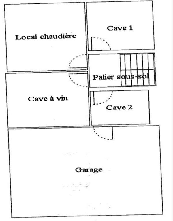 Revenda residencial de prestígio casa Chaville 1390000€ - Fotografia 11
