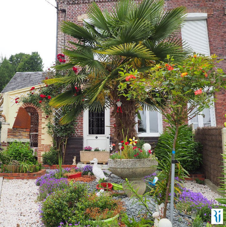 Vente maison / villa Maromme 178000€ - Photo 1
