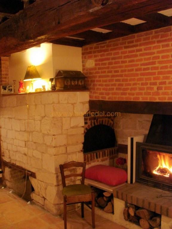 Life annuity house / villa Parfondeval 20000€ - Picture 7