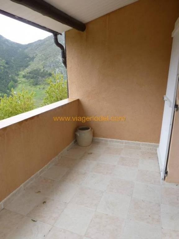 Lijfrente  huis La brigue 125000€ - Foto 8