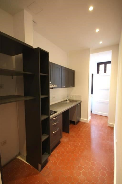 Rental apartment Juan les pins 600€ CC - Picture 1