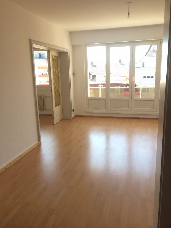 Rental apartment Strasbourg neudorf 753€ CC - Picture 1
