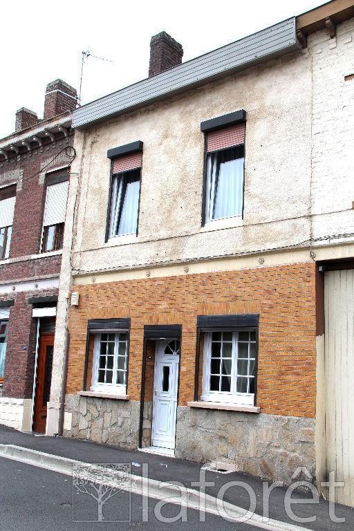 Sale house / villa Billy montigny 99900€ - Picture 5