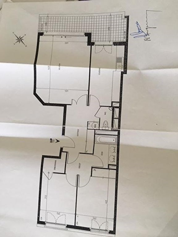 Vente appartement Levallois perret 769000€ - Photo 2