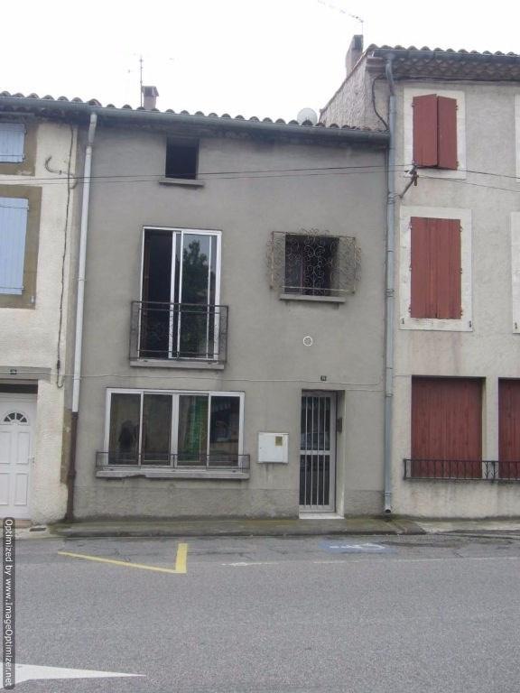 Venta  casa Alzonne 70000€ - Fotografía 1