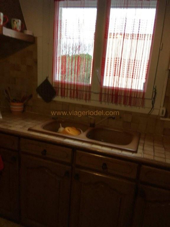 Vendita nell' vitalizio di vita appartamento Marignane 114000€ - Fotografia 7