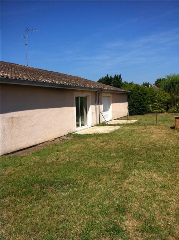 Rental house / villa Fargues-saint-hilaire 604€ CC - Picture 1