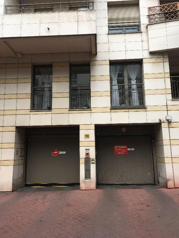 Location parking Levallois perret 100€ CC - Photo 1