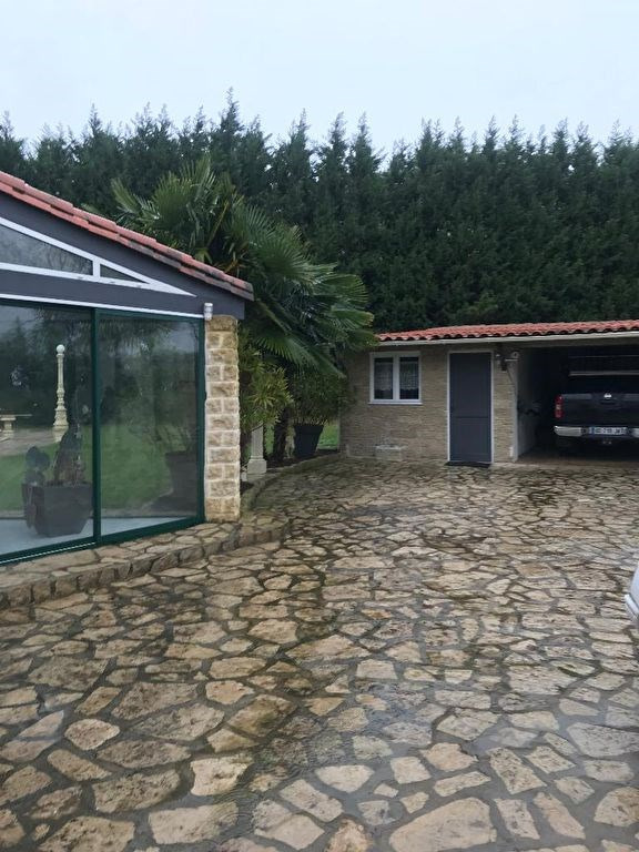 Venta  casa Breuil magne 472500€ - Fotografía 4