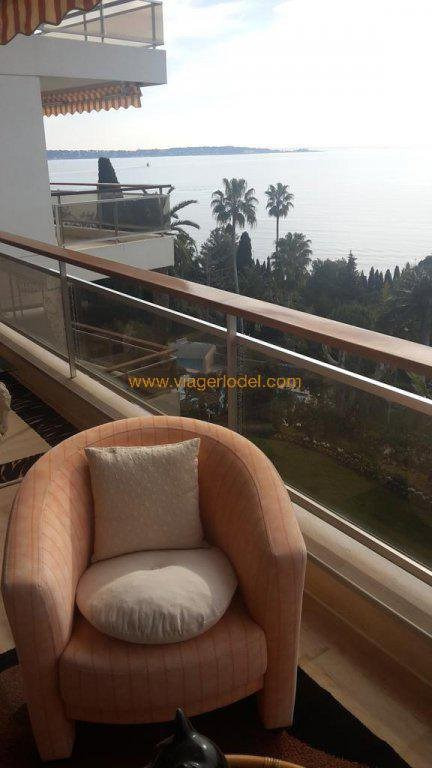 Vitalicio  apartamento Golfe-juan 230000€ - Fotografía 7