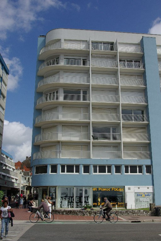 Vente appartement Le touquet paris plage 375000€ - Photo 10