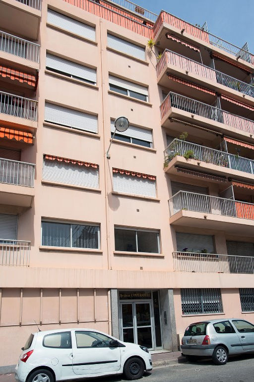 Verkoop  appartement Nice 169000€ - Foto 9