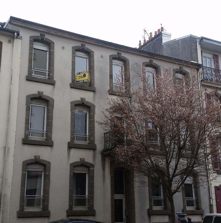 Rental apartment Brest 413€ CC - Picture 1