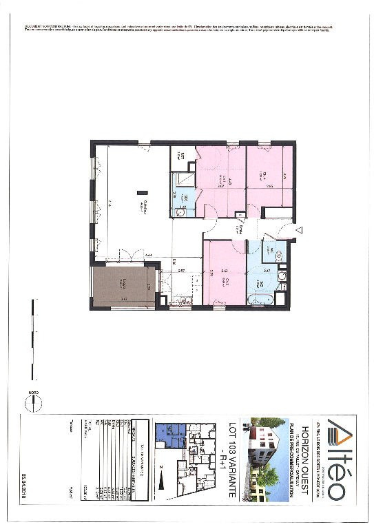 Sale apartment Dardilly 500000€ - Picture 5