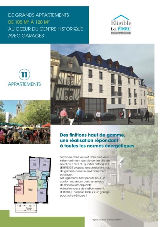 Vente appartement Laval 351080€ - Photo 4