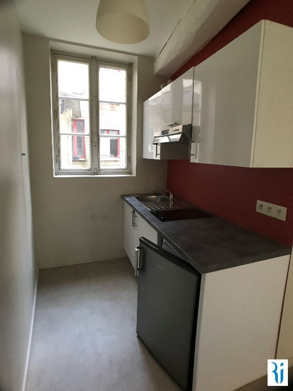 Rental apartment Rouen 398€ CC - Picture 2