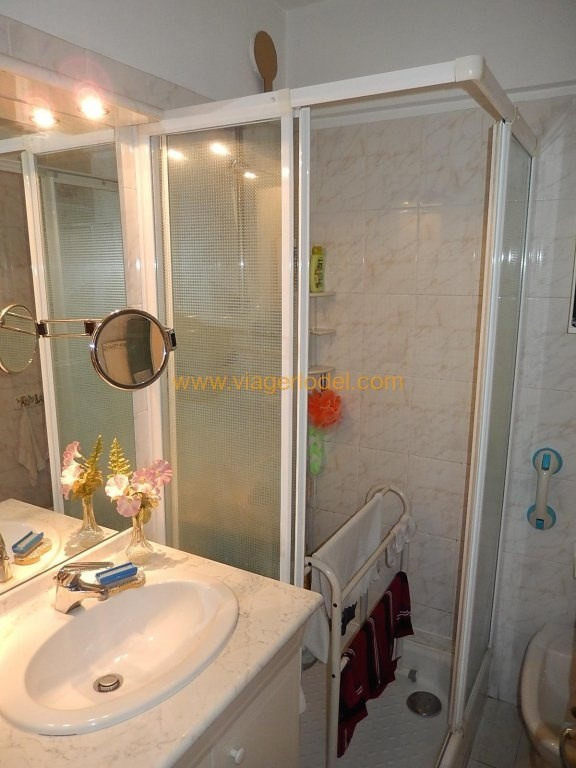 Vendita nell' vitalizio di vita appartamento Menton 52500€ - Fotografia 3