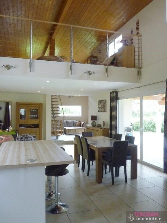 Vente maison / villa Montgiscard coteaux 486000€ - Photo 4