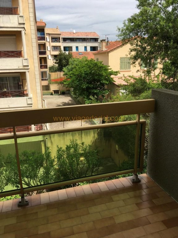 Life annuity apartment Six-fours-les-plages 47 500€ - Picture 5
