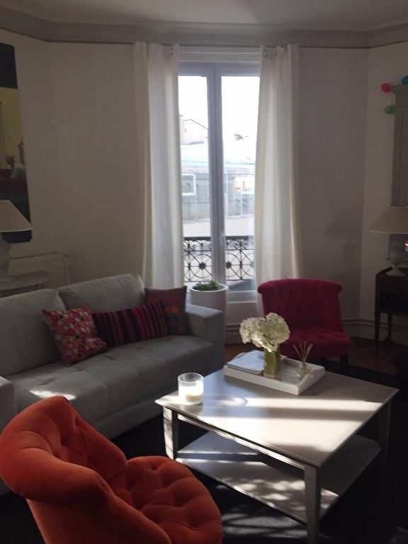 Location appartement Levallois perret 2 990€ CC - Photo 2