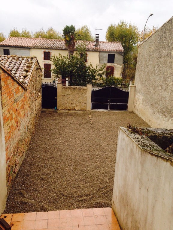Rental house / villa Bram 600€ CC - Picture 1