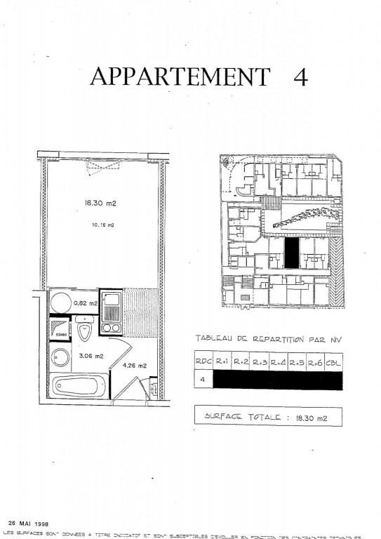 Vente immeuble Lyon 2ème 192000€ - Photo 3