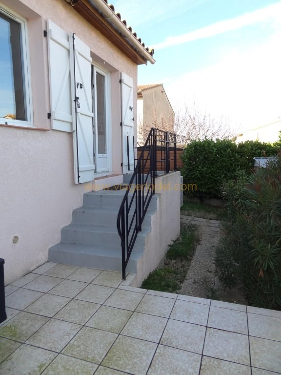 Life annuity house / villa Carcassonne 77600€ - Picture 13