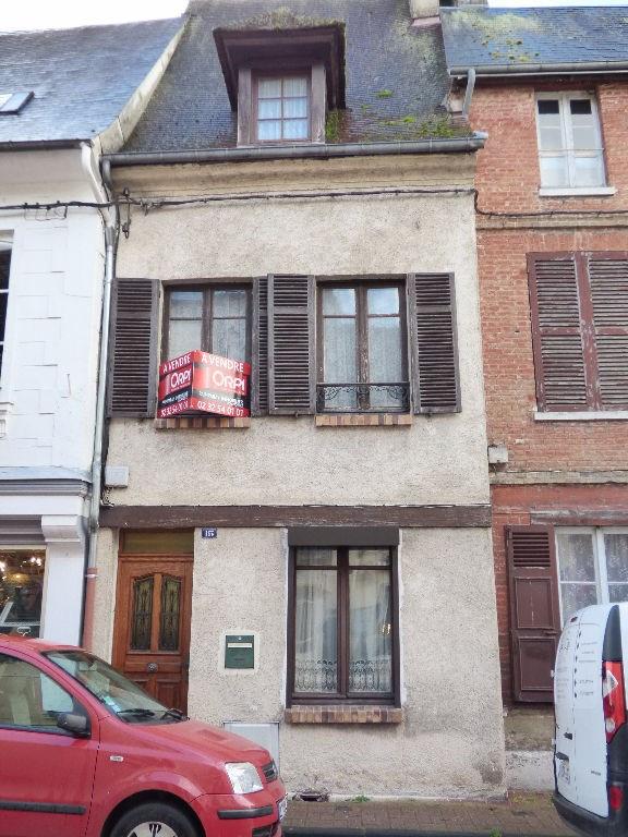 Les Andelys - Le petit Andelys - Maison a rénover