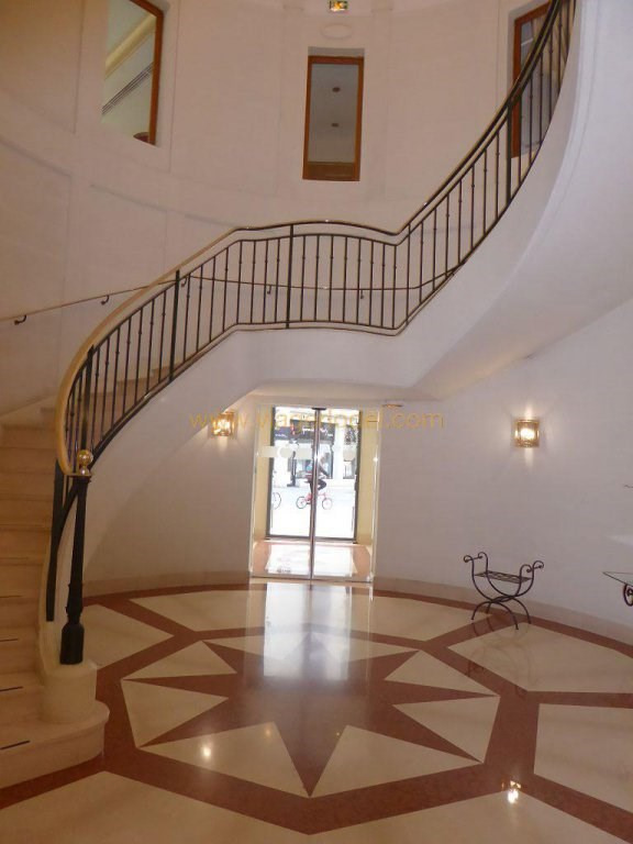 Vendita nell' vitalizio di vita appartamento Cannes 110000€ - Fotografia 7
