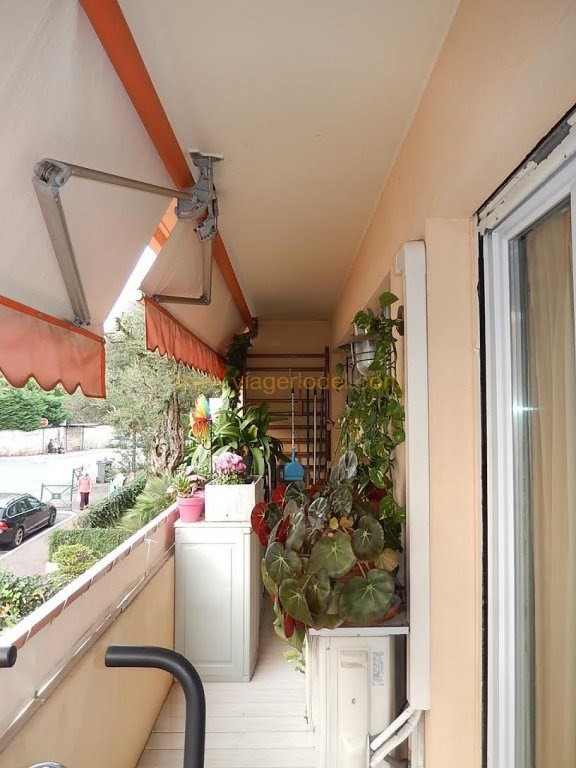 Vendita nell' vitalizio di vita appartamento Roquebrune-cap-martin 63000€ - Fotografia 3