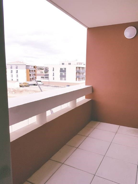 Location appartement Les angles 540€ CC - Photo 1