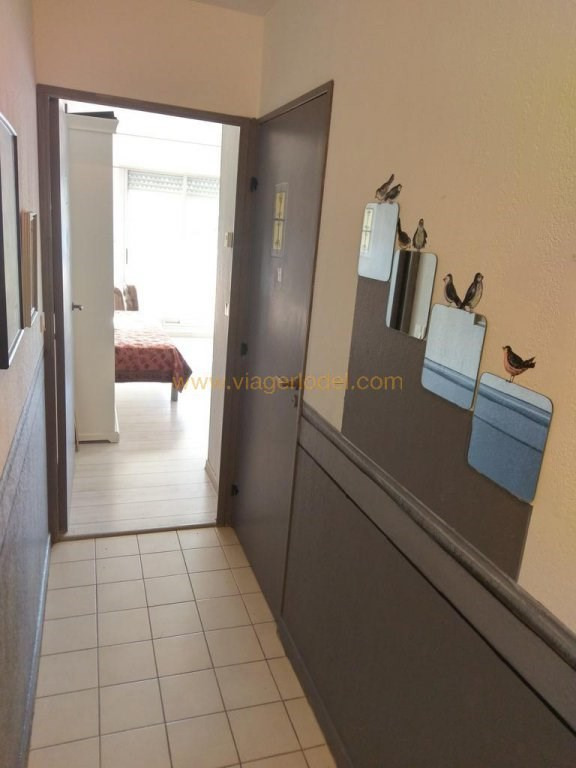 Verkauf auf rentenbasis wohnung Nîmes 40000€ - Fotografie 14