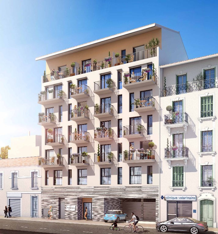 Vente appartement Nice 266 000€ - Photo 1