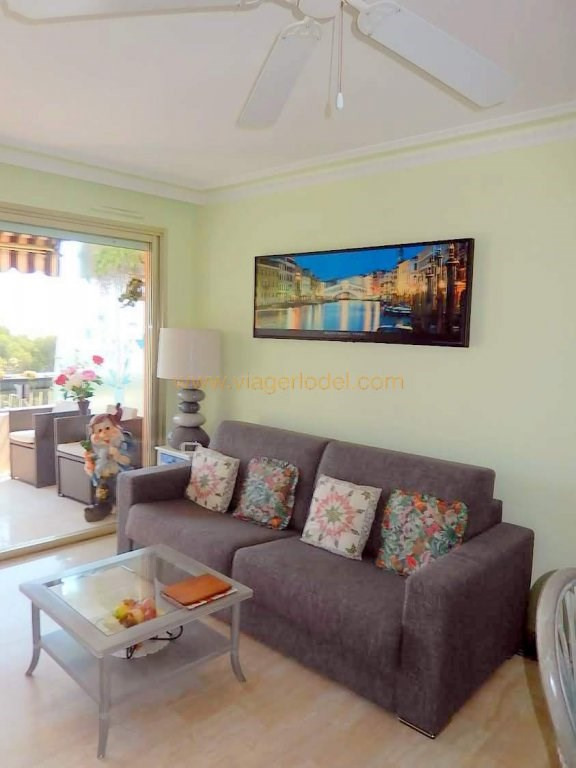 Viager appartement Roquebrune-cap-martin 185 000€ - Photo 3