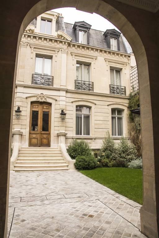 Venta de prestigio  hotel particular Paris 4ème 20000000€ - Fotografía 2