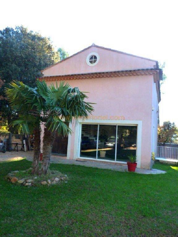 Vendita nell' vitalizio di vita casa Villecroze 144000€ - Fotografia 14