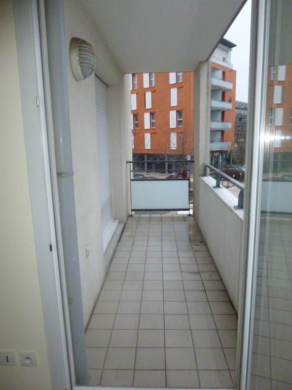 Rental apartment Échirolles 670€ CC - Picture 1
