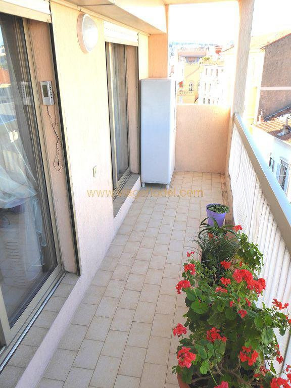 Life annuity apartment Cannes 273 000€ - Picture 10