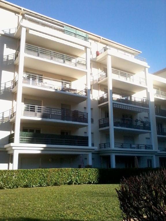 Rental apartment Bourgoin jallieu 491€cc - Picture 1