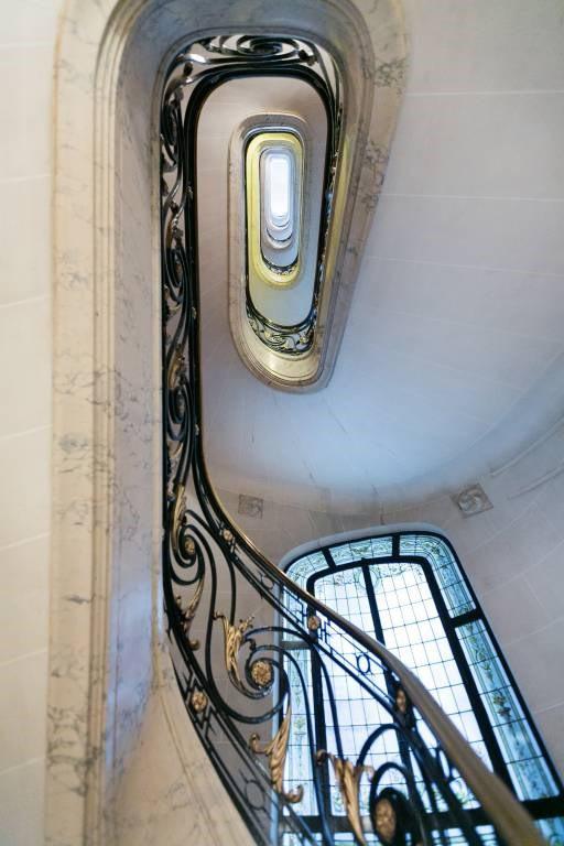 Revenda residencial de prestígio apartamento Paris 8ème 3650000€ - Fotografia 7