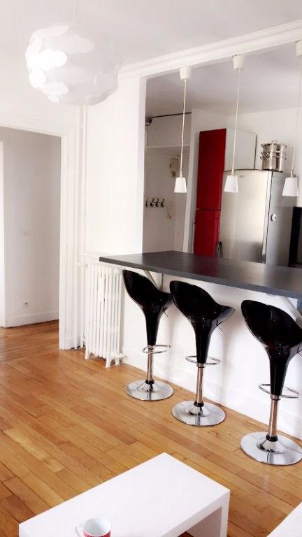 Location appartement Asnieres sur seine 950€ CC - Photo 2