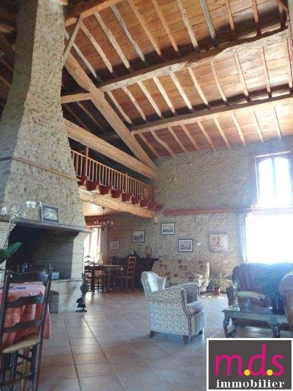 Vente de prestige maison / villa Villefranche de lauragais 439000€ - Photo 4